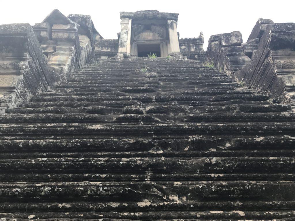 第三回廊旧階段