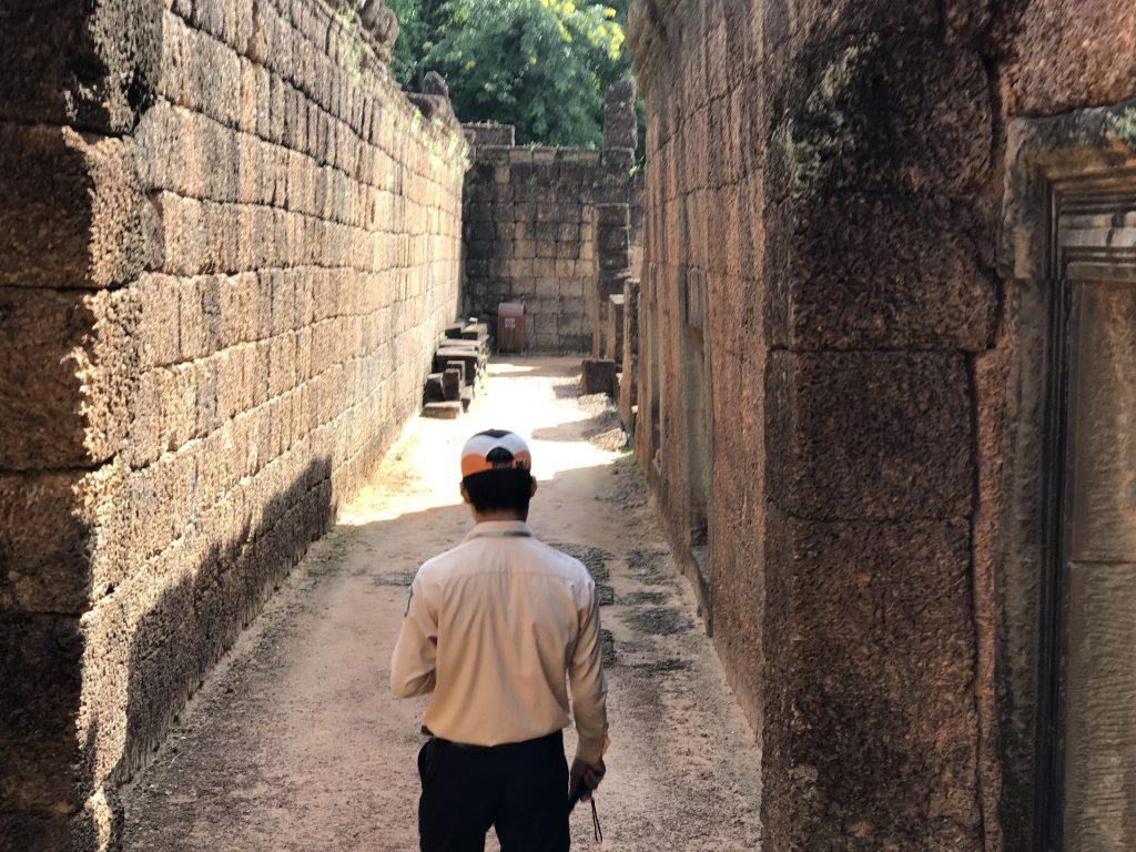 バンテアイサムレ第一回廊