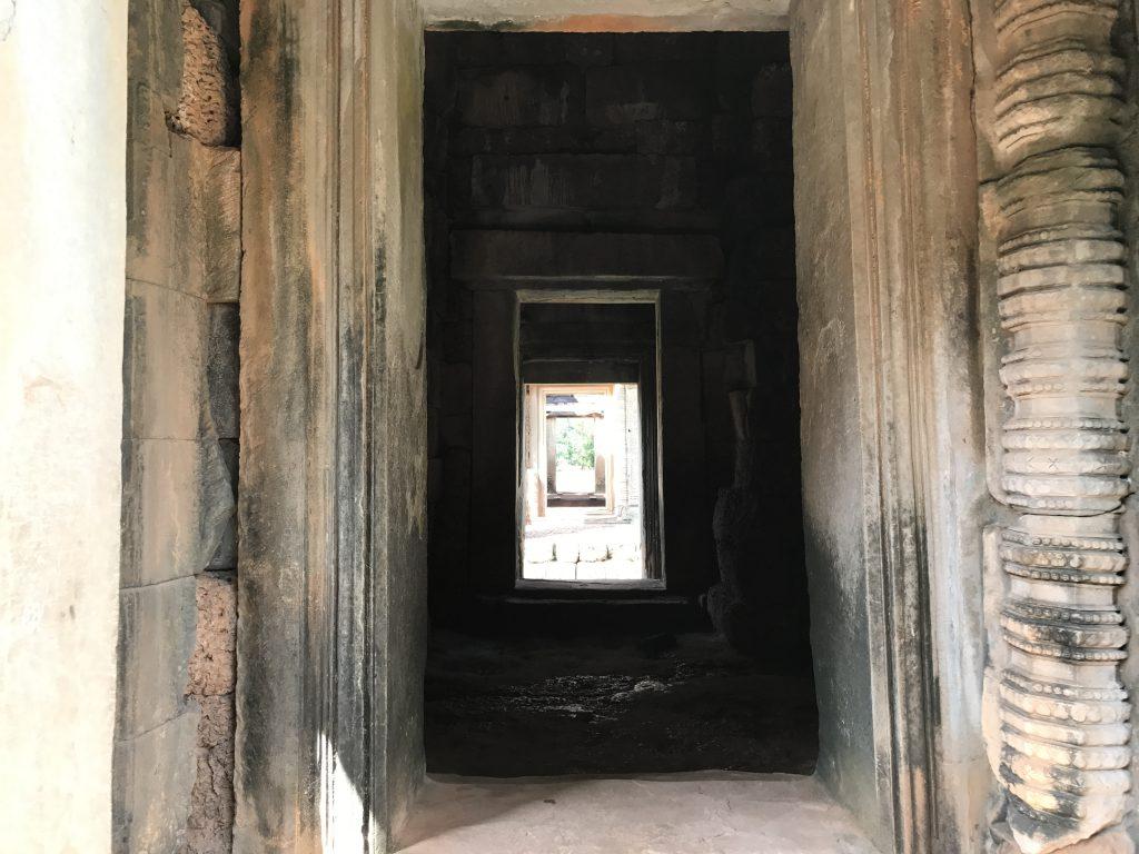 バンテアイサムレ第二回廊