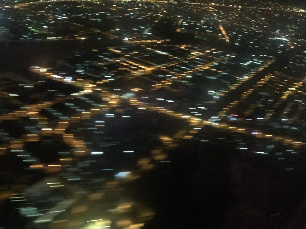 ホーチミン夜景