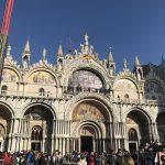 ベネチアのサン・マルコ広場やサン・マルコ寺院に行ってきた