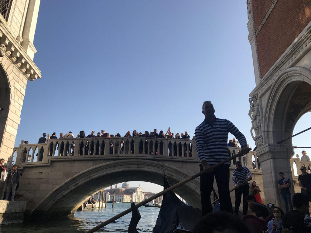 ベネチア パリャ橋