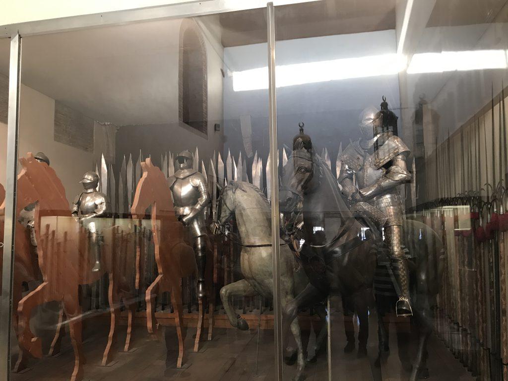 ドゥカーレ宮殿武器庫