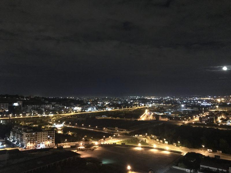 ホリデイ・イン ナポリに宿泊!ホテルからとても素敵な夜景も堪能