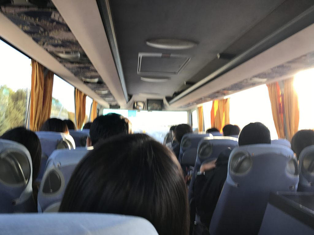 ミラノ・マルペンサ空港からのバス