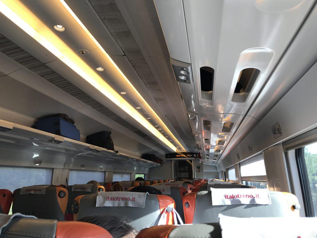 イタリア高速鉄道イタロ
