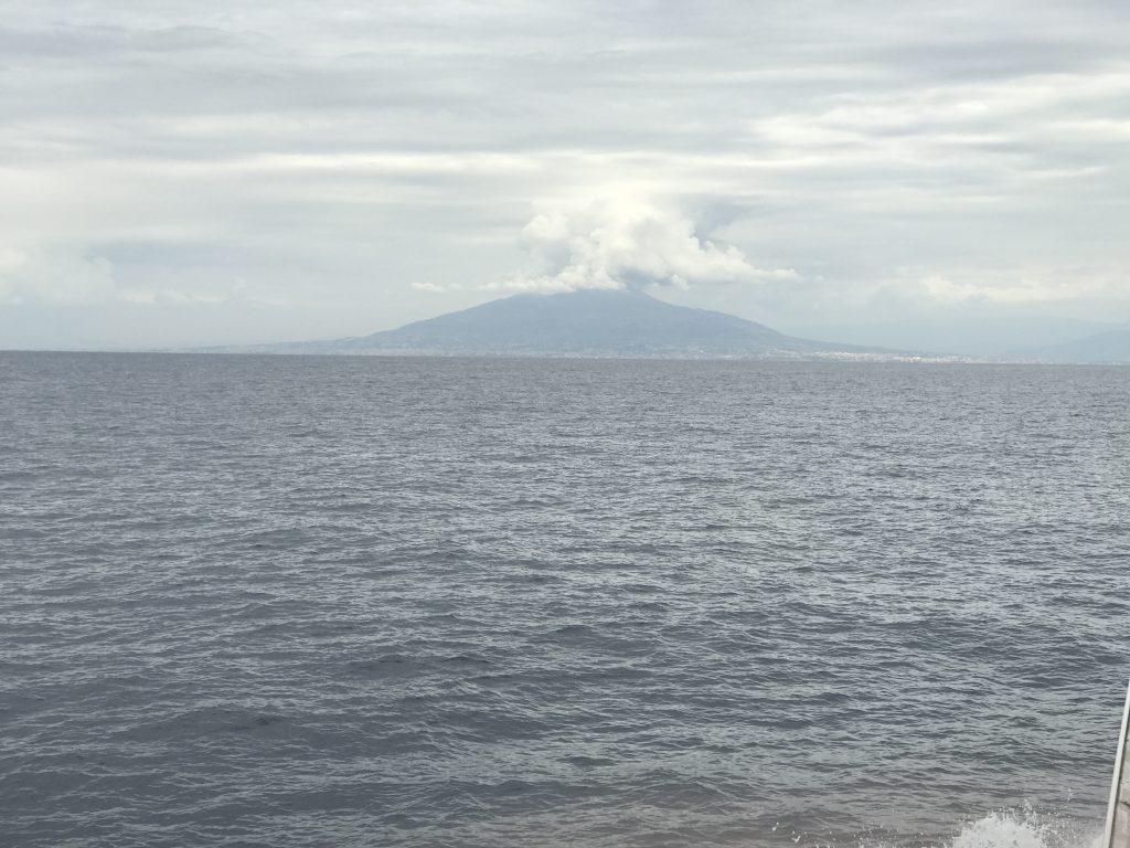 ヴェスビオ火山