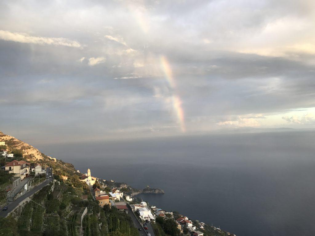 アマルフィの虹