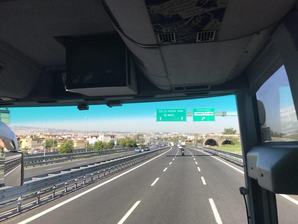 イタリア高速道路