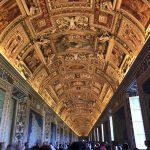 ローマの中心!いざバチカンのバチカン美術館とシスティーナ礼拝堂へ!