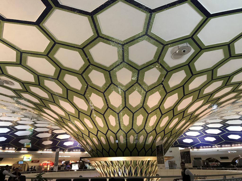 アブダビ国際空港