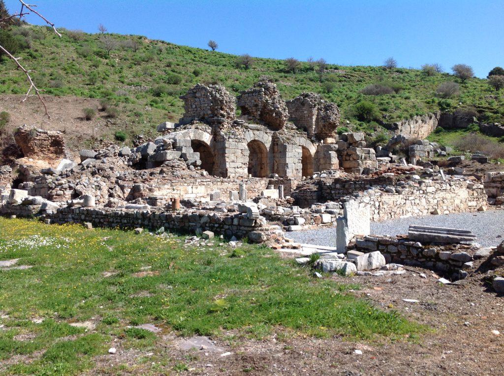 エフェソス ヴァリウス浴場