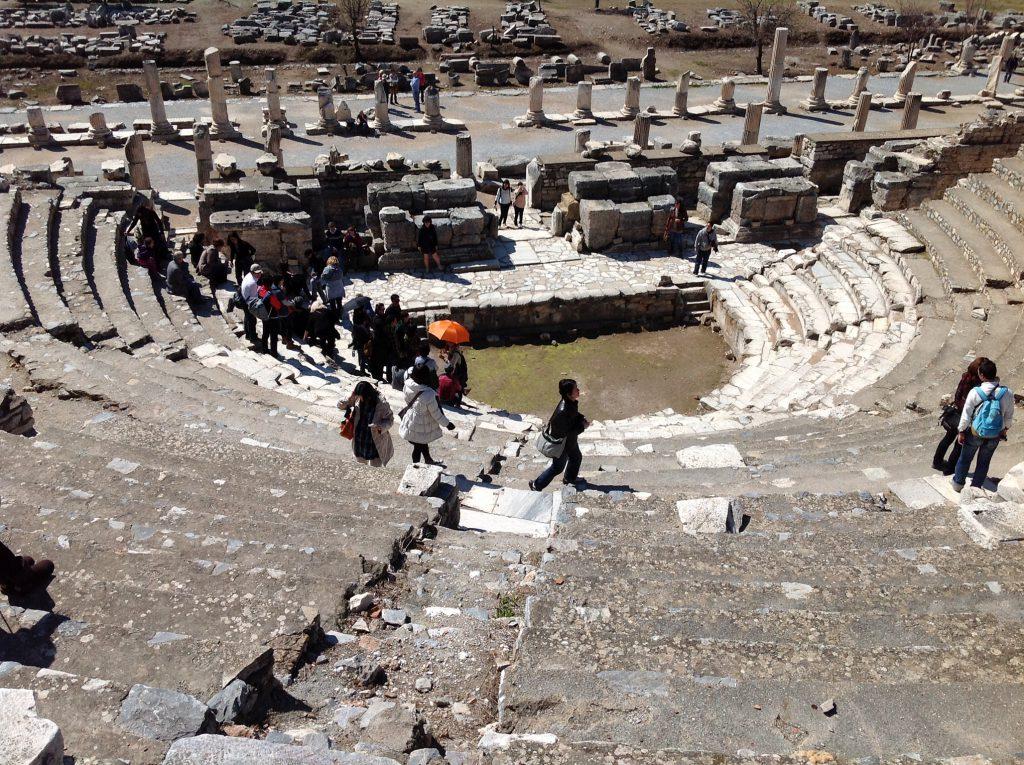 エフェソス 円形競技場