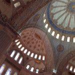 6つのミナレットと絢爛豪華なブルーモスク!その内観を撮影してみた