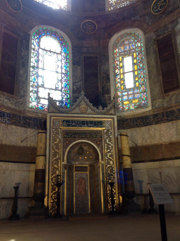 アヤソフィアの主祭壇