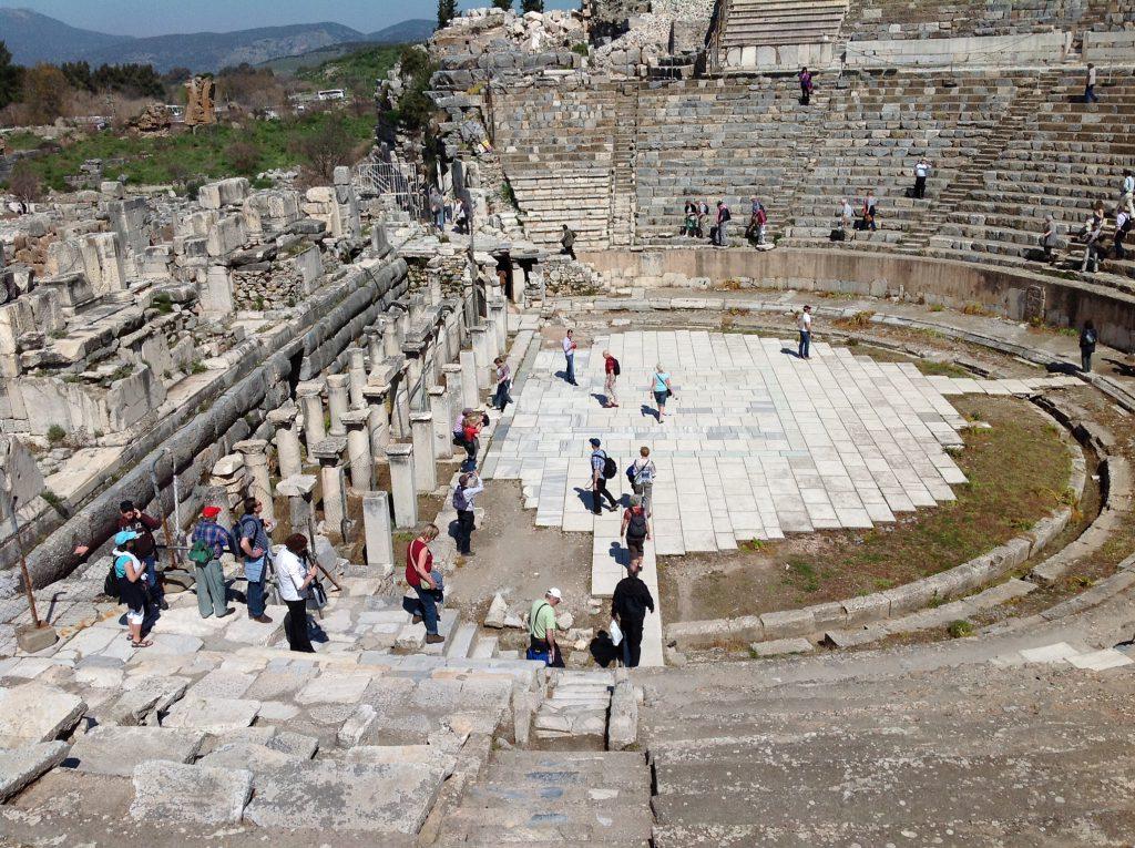 エフェソス劇場
