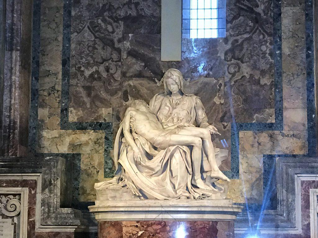 サン・ピエトロ大聖堂 ピエタ