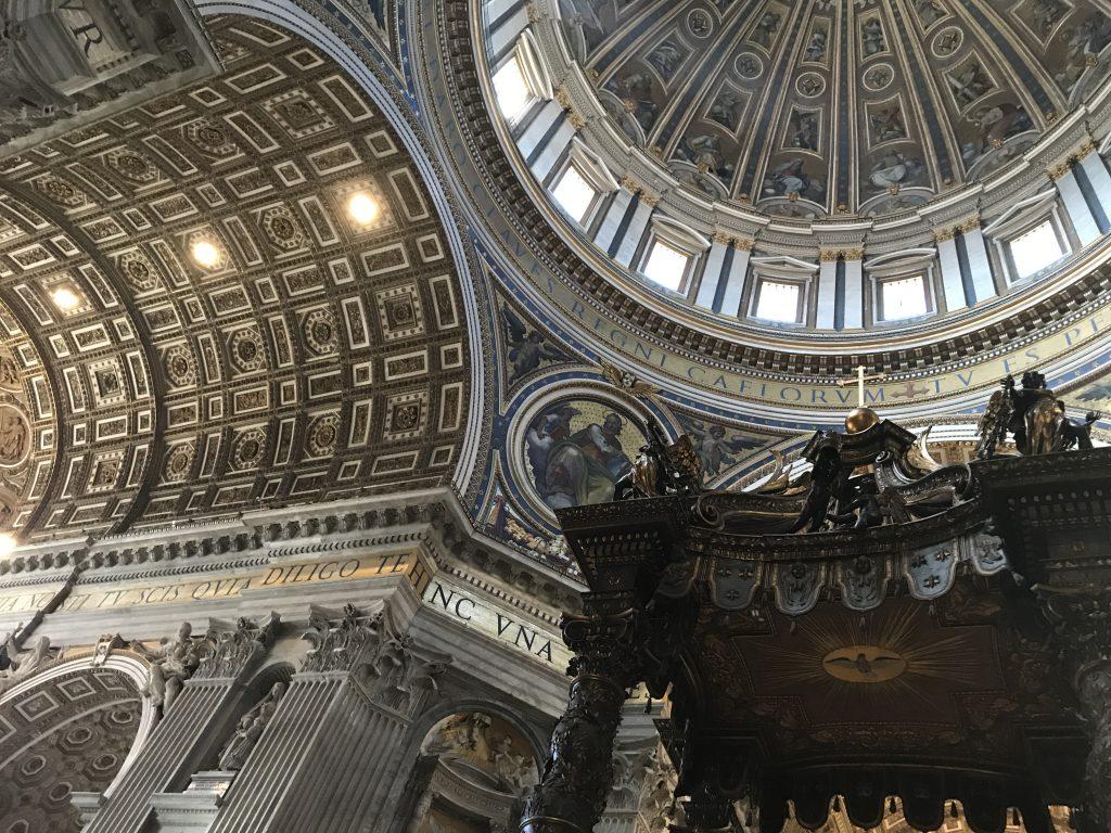 サン・ピエトロ大聖堂 クーポラ