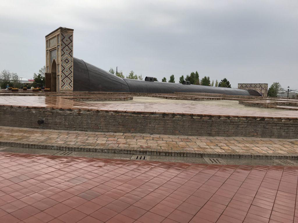 ウルグベク天文台