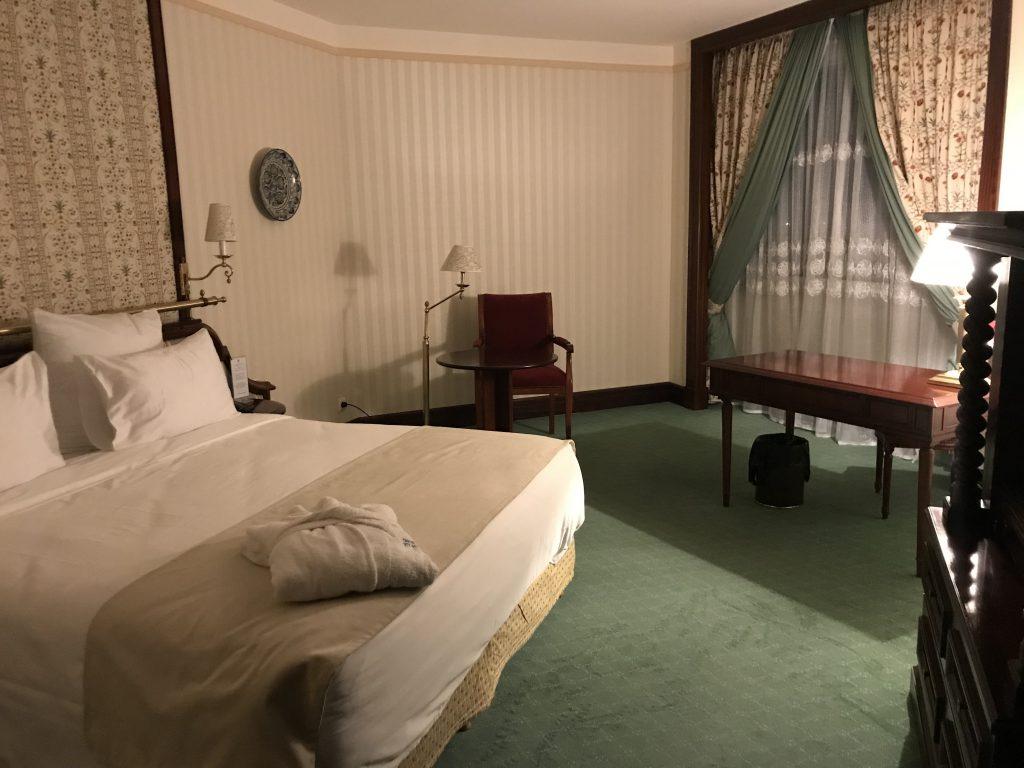 シティパレスホテル部屋