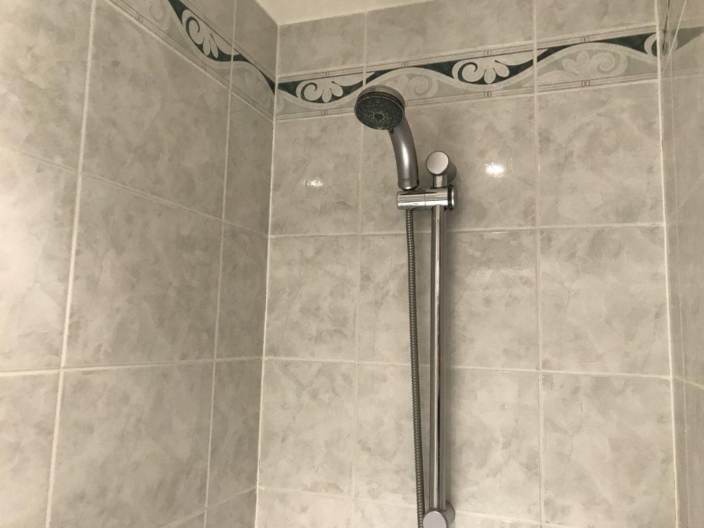 シティパレスホテル シャワー