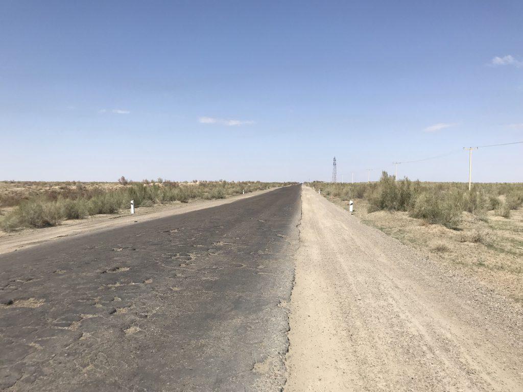 キジルクム砂漠