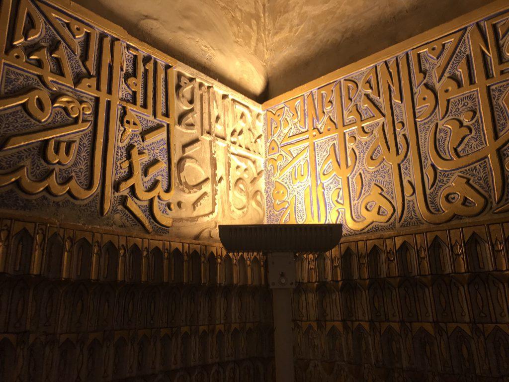 グーリアミール廟修復