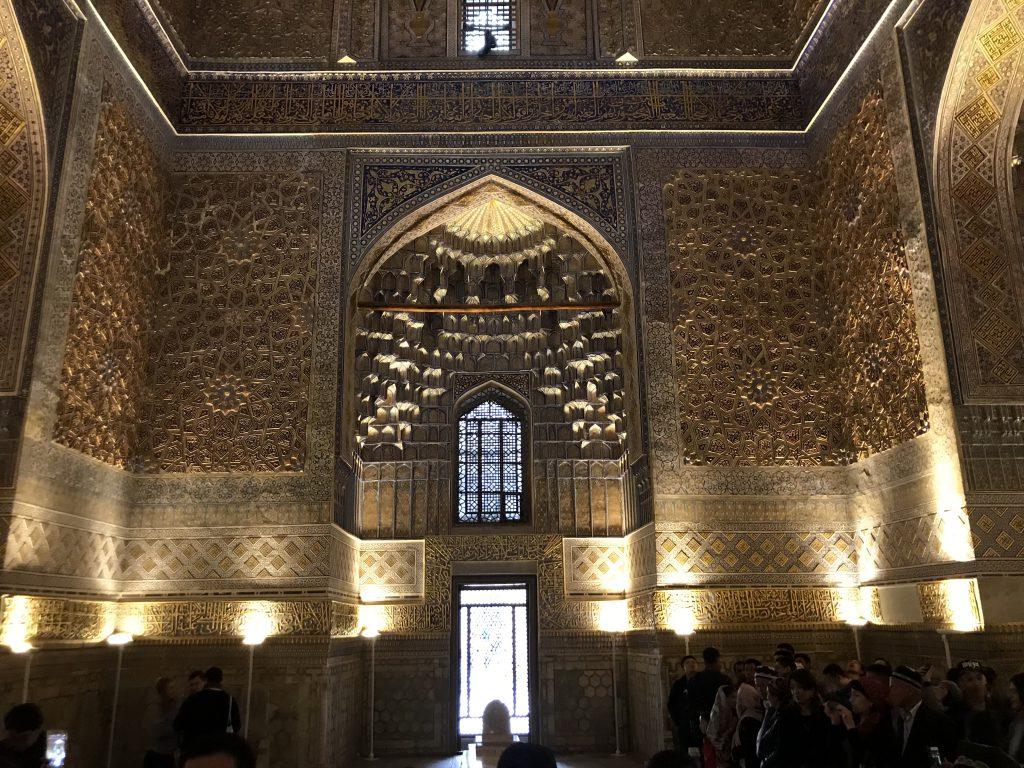 グーリアミール廟