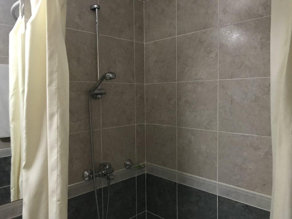 ホレズムパレス シャワー