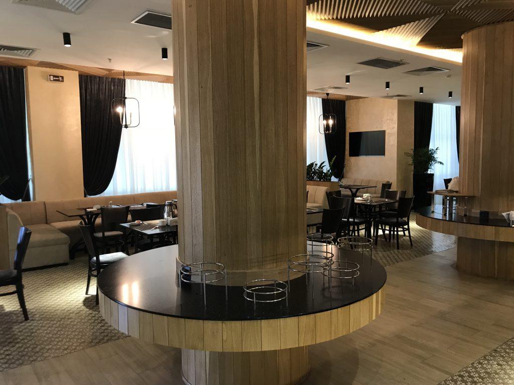 シティパレスホテル レストラン