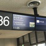 ウズベキスタン航空のチャーター便でサマルカンド国際空港へ直行してみた