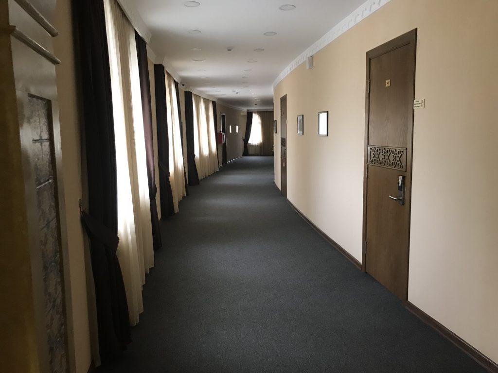 サマルカンドBEK HOTEL(ベックホテル)