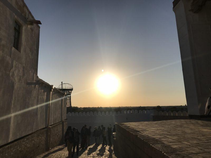 ブハラにあるアルク城に行ってみた!ブハラ・ハン国の王宮へ