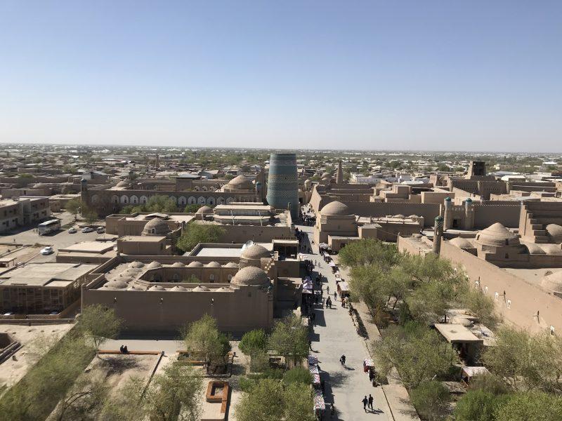 いざウズベキスタン観光!ウズベキスタン周遊した各観光地と治安など