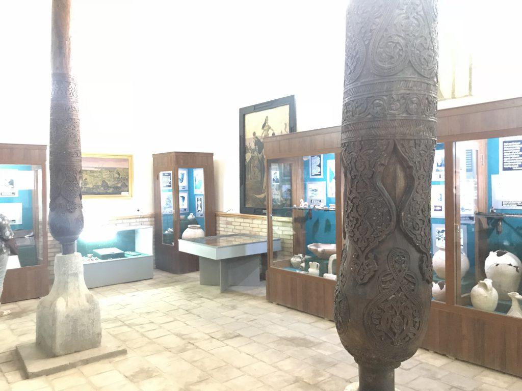 クフナ・アルク 博物館