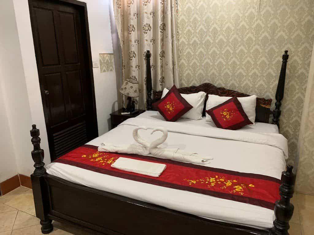 ルアンパバーンホテル 部屋