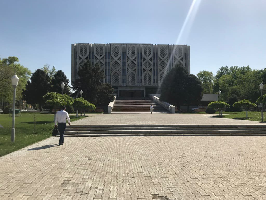 ウズベキスタン国立歴史博物館