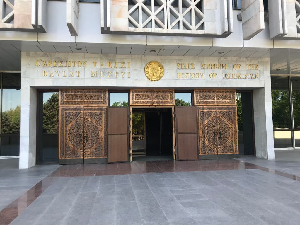 タシケント ウズベキスタン歴史博物館