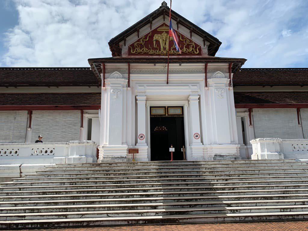ルアンパバーン王宮博物館