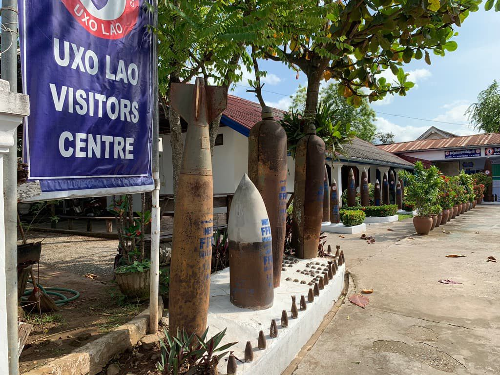 UXO Lao Visiters Center