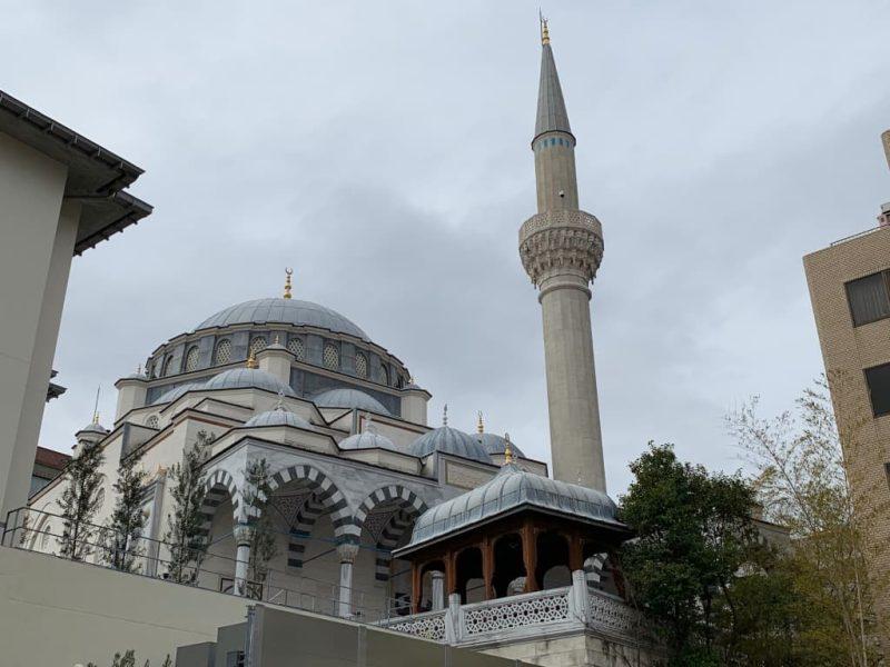 東京でモスク見学?東京ジャーミイ・トルコ文化センター!アクセス等も