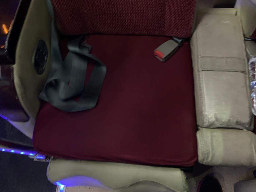 JJExpress 座席