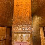 ヤンゴンの黄金空間ボタタウンパゴダ(ボータタウンパヤー)の感想