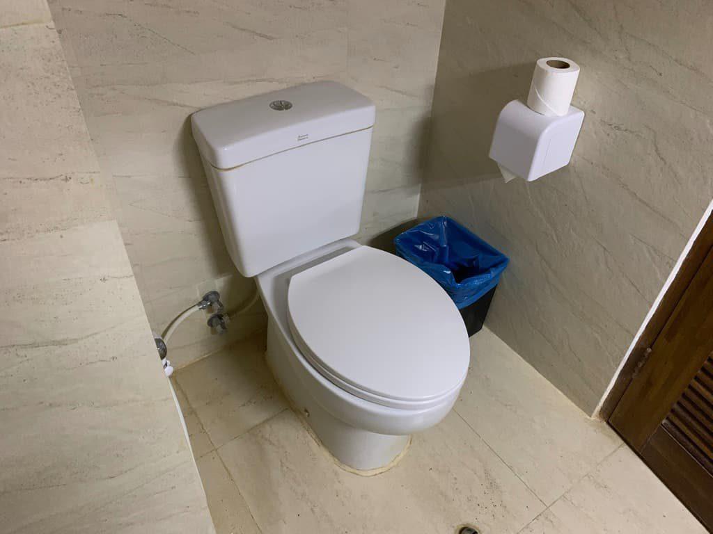 マーチャントアートブティックホテル トイレ