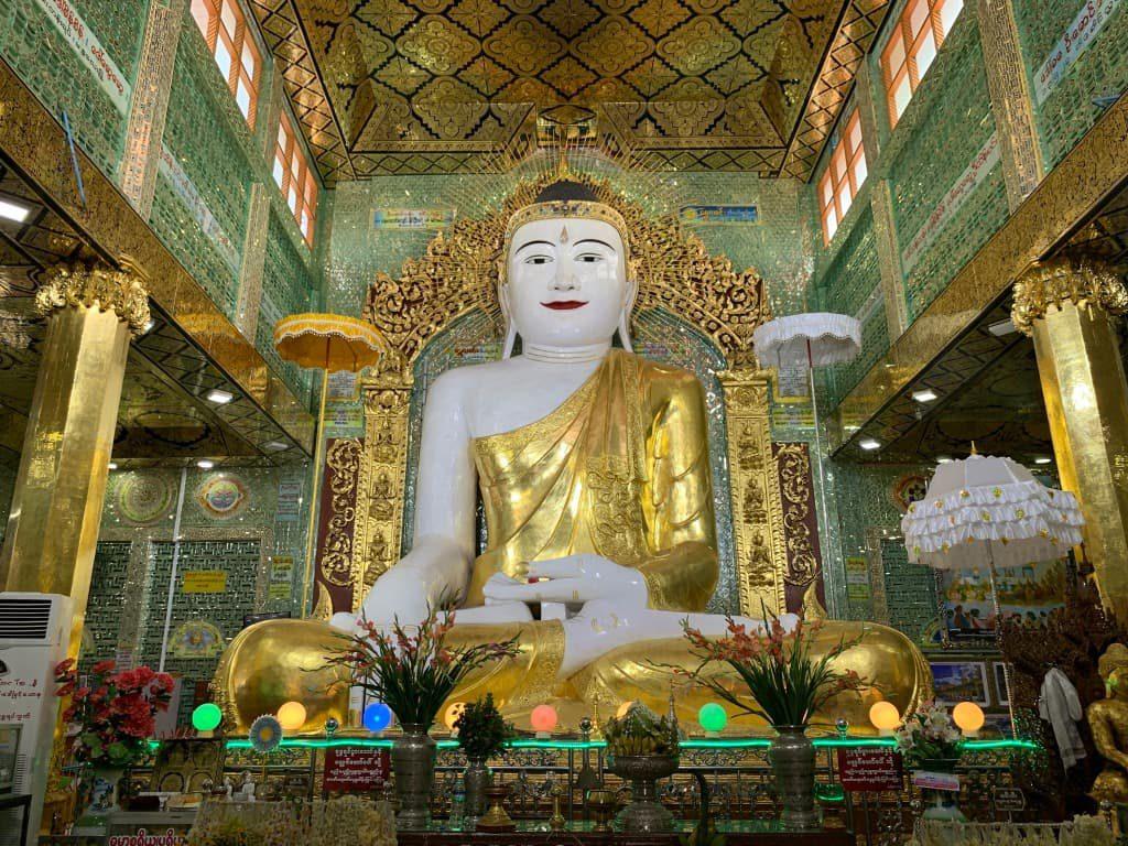 サガイン 仏像