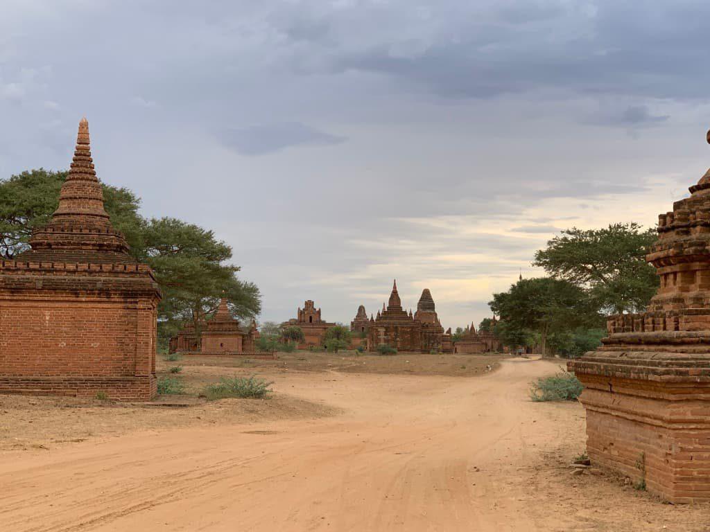 Shwe Nan Yin Taw Monastic Complex