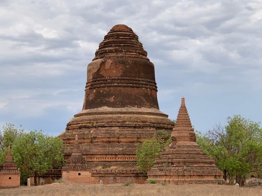 バガンの仏塔