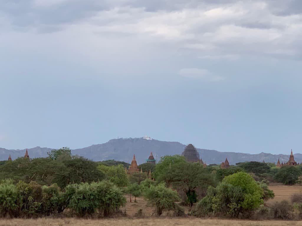 バガン 景色