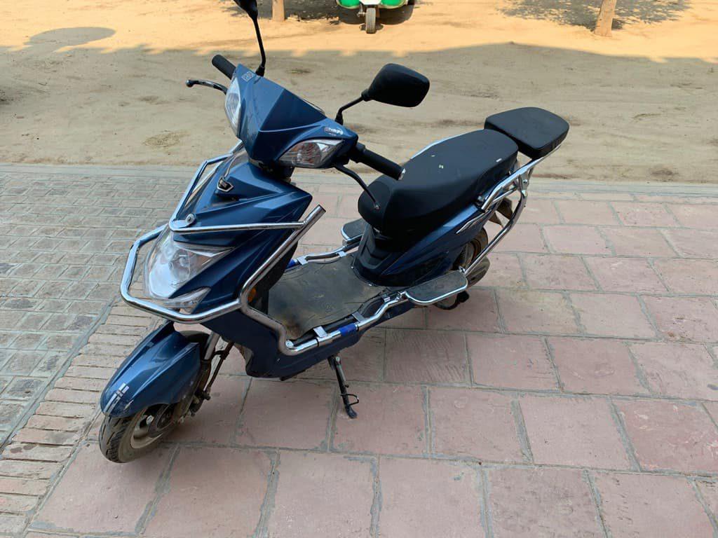 バガン 電動バイク
