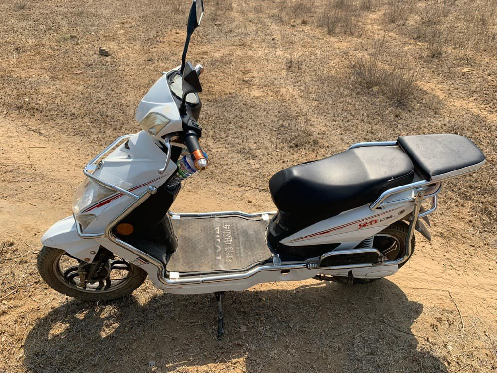 バガン レンタル電動バイク
